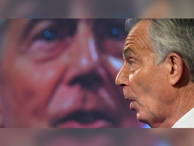 'What is this, 1998?' Twitter users astonished that Tony Blair is opining on Covid roadmap... and MEDIA COVERS IT as 'news'