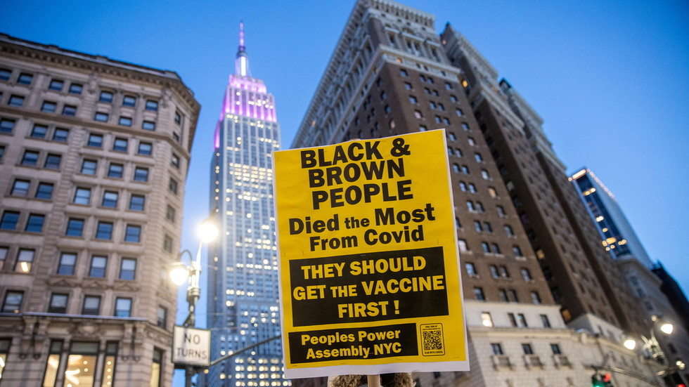 CDC vows to tackle RACISM epidemic as 'serious public health threat'